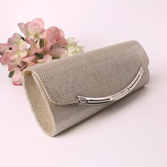 Gorgeous Sparkling Glitter/Polyester Clutches/Satchel