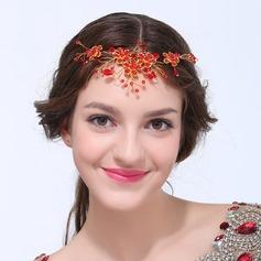 Damen Elegant Legierung Stirnbänder
