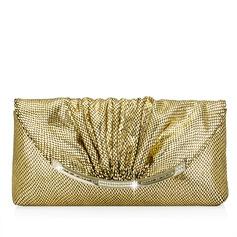 Lysande Äkta läder Grepp/Mode handväskor/Lyx Bag