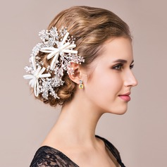 Gorgeous Alloy/Pearl Ladies' Hair Jewelry