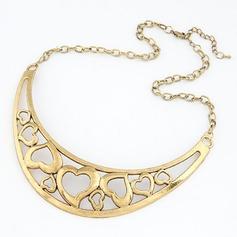 Vackra Och Legering Damer' Mode Halsband