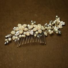 Besondere Perlen Kämme und Haarspangen