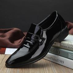 Pánské Koženka Mnící popruhy Casual Společenské boty Pánská obuv Oxford