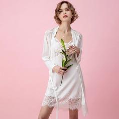 Viskoosikuidut Kiehtova Naisellinen Sleepwear setit