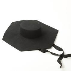 Ladies' Unique/Hottest Wool Kentucky Derby Hats