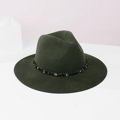 Unisexe Style Classique/Élégante/Jolie Coton Panama