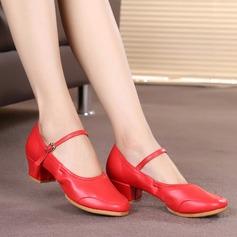 Femmes Similicuir Tennis Chaussures de Caractère Chaussures de danse