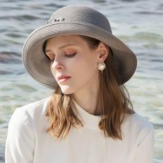 Señoras' Estilo clásico/Simple Pp Disquete Sombrero
