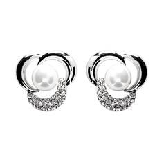 Gorgeous Legering/Pärla Damer' örhängen