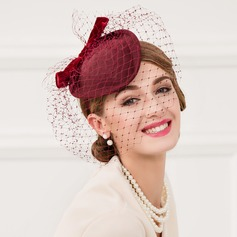 Damen Elegant Wollen Kopfschmuck
