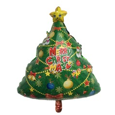 18inch Christmas Tree Foil Balloons Party Decoration Gifts