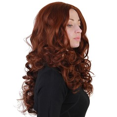 Kinky Curly Synthétique Perruques synthétiques 220g
