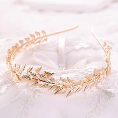 Damer Elegant Legering Pannband (Säljs i ett enda stycke) (042199648)