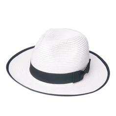 Unisex heißeste Salziges Stroh Strohhut/Panamahut/Kentucky Derby Hüte