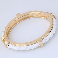 Mode Alliage Similicuir Dames Bracelets de mode