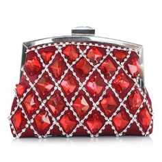 Élégante acrylique Ruby Emballage
