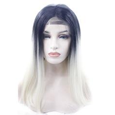 Straight Human Hair Parykar Lace Front Parykar