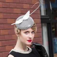 Ladies ' Glamourøse Polyester Fascinators/Tea Party Hats