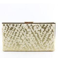 Unique Metal/Fabric Clutches/Fashion Handbags