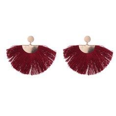 Klassisk stil Legering Kvinnor Mode örhängen