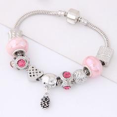 Brillant Alliage Strass Dames Bracelets de mode
