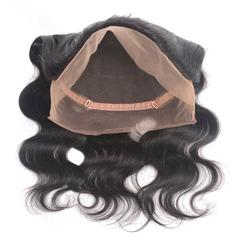 4A Non remy Corps les cheveux humains Fermeture (Vendu en une seule pièce) 130g
