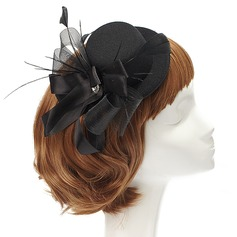 Damer' Elegant Fjäder Fascinators