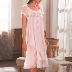 polyester/Elastan Brud/Feminin Nattkläder