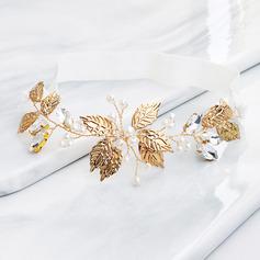 Damen Strass/Faux-Perlen Stirnbänder (In Einem Stück Verkauft)