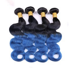 5A Virgin / remy Corps les cheveux humains Tissage en cheveux humains (Vendu en une seule pièce) 100 g