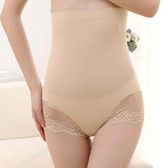 Mulheres Sexy/Lua de Mel Spandex do Cintura Alta Cuecas Calcinha shaper do corpo