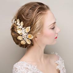 Filles Gentil Strass/Alliage/De faux pearl Fleurs et plumes
