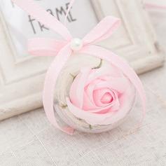 Ronde Saippua flowerkuva Decoraties -