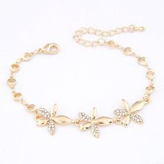 Fancy Alloy/Rhinestones Ladies' Bracelets