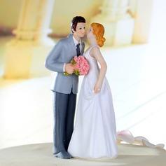 """""""сладкий миг"""" смола Свадьба Фигурки для торта"""
