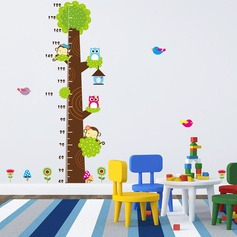 Décontractée Dessin animé PVC Décoration de maison (Vendu dans une seule pièce)