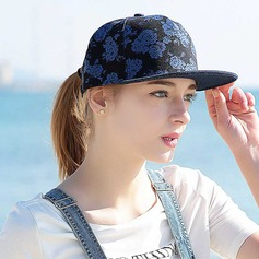 Ladies' Beautiful Cotton Baseball Cap