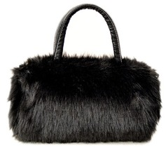 Elegant Veren / Fur Fashion Handbags