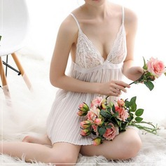 Lace/Chinlon Bridal/Feminine Lingerie Set