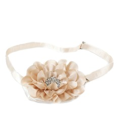 Fashional Silk With Flower Wristlets/Bridal Purse