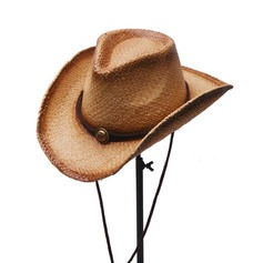 Men's Hottest Salty Straw Straw Hats/Cowboy Hats