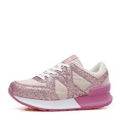 Women's mesh With Lace-up Sneakers