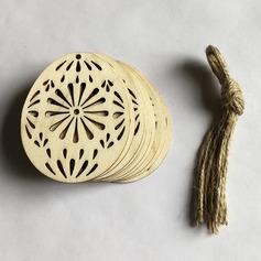 Cadeaux creatifs Style Classique En bois (Ensemble de 10) Non personalisable Cadeaux
