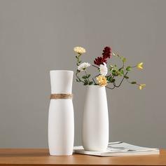 Simple modern ceramic vase, home decoration