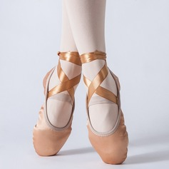 Women's Satin Ballet Dance Shoes