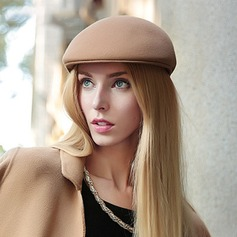 Señoras' Único/Simple/Pretty/Alta calidad Madera Boina Sombrero