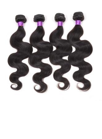4A Cuerpo Cabello humano Postizo de cabello humano (Vendido en una sola pieza)