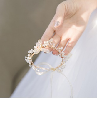 Bridesmaid Gifts - Dreamlike Silk Crystal Wrist Corsage