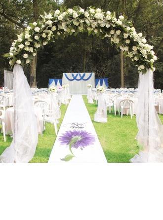 Personalizado Diseño de la flor Imprimir Cloth Corredores del pasillo