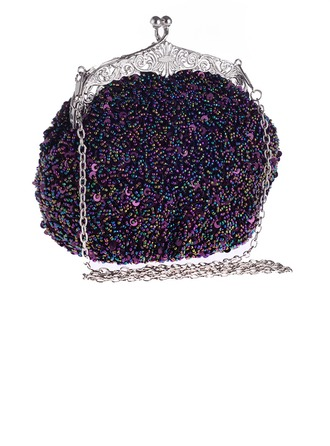 Charming Sequin/Beading Clutches